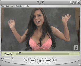 Nude Playboy Casting Call Video